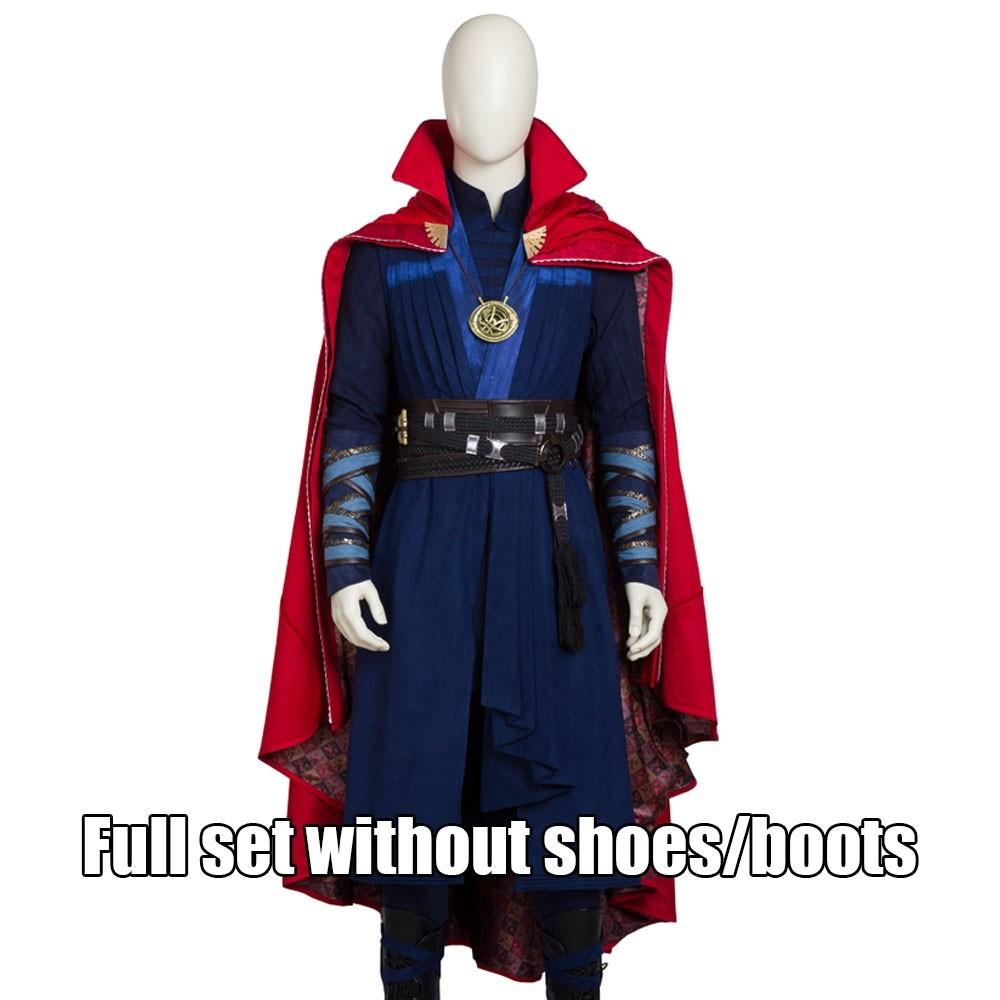 New Dr Strange Marvel Doctor Strange Marvel Select Cosplay Shoes Boots