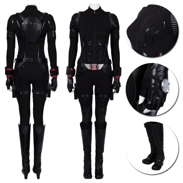 Black Widow Cosplay Costumes Avengers Endgame Natasha Romanoff Cosplay