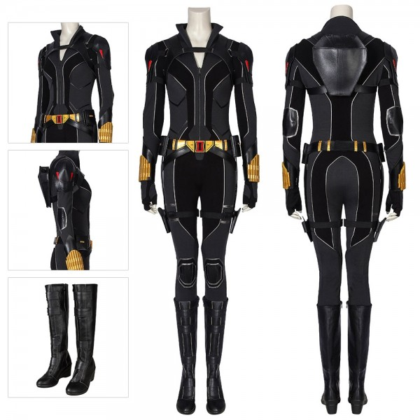 Black Widow Cosplay Costumes Black Widow 2020 Natasha Cosplay Suit