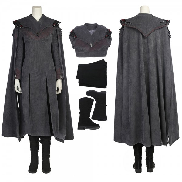 Daenerys Targaryen Costume Game Of Thrones Cosplay xzw180086