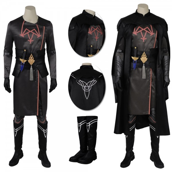 Fire Emblem Byleth Cosplay Costume Three Houses Version Xzw190300