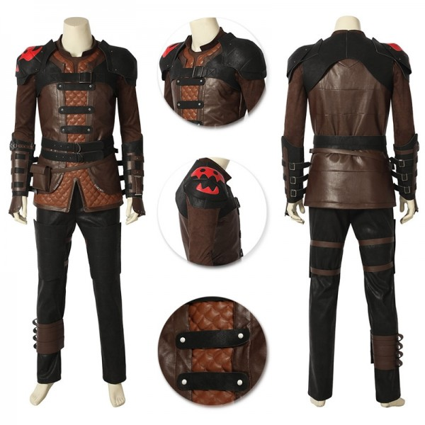 Hiccup Cosplay Suit How to Train Your Dragon 3 Cosplay