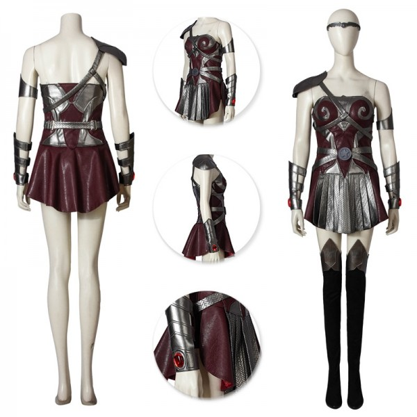 Queen Maeve The Seven Cosplay Costume The Boys Season 1 Cosplay Outfits