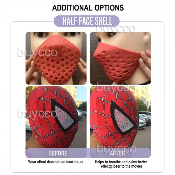 Kids Spider-man Cosplay Suit Miles Morales Spider-man Cosplay Costume