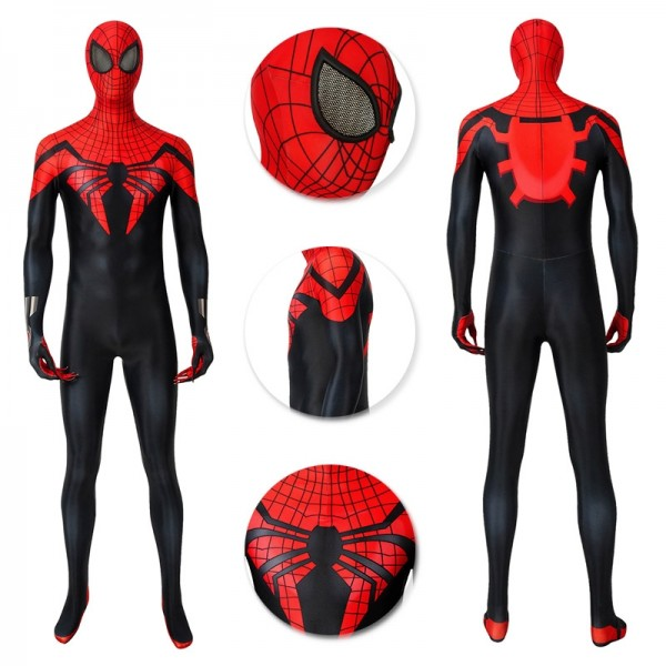 Superior Spider Suit Superior Spiderman Cosplay W4271