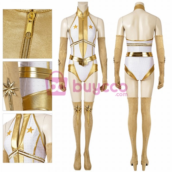 Starlight Cosplay Costume The Boys S2 Cosplay Costume Dress Up Suit