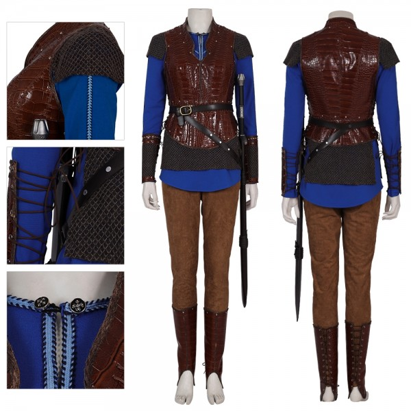 Vikings Lagertha Cosplay Costumes Viking Queen Lagertha Suits