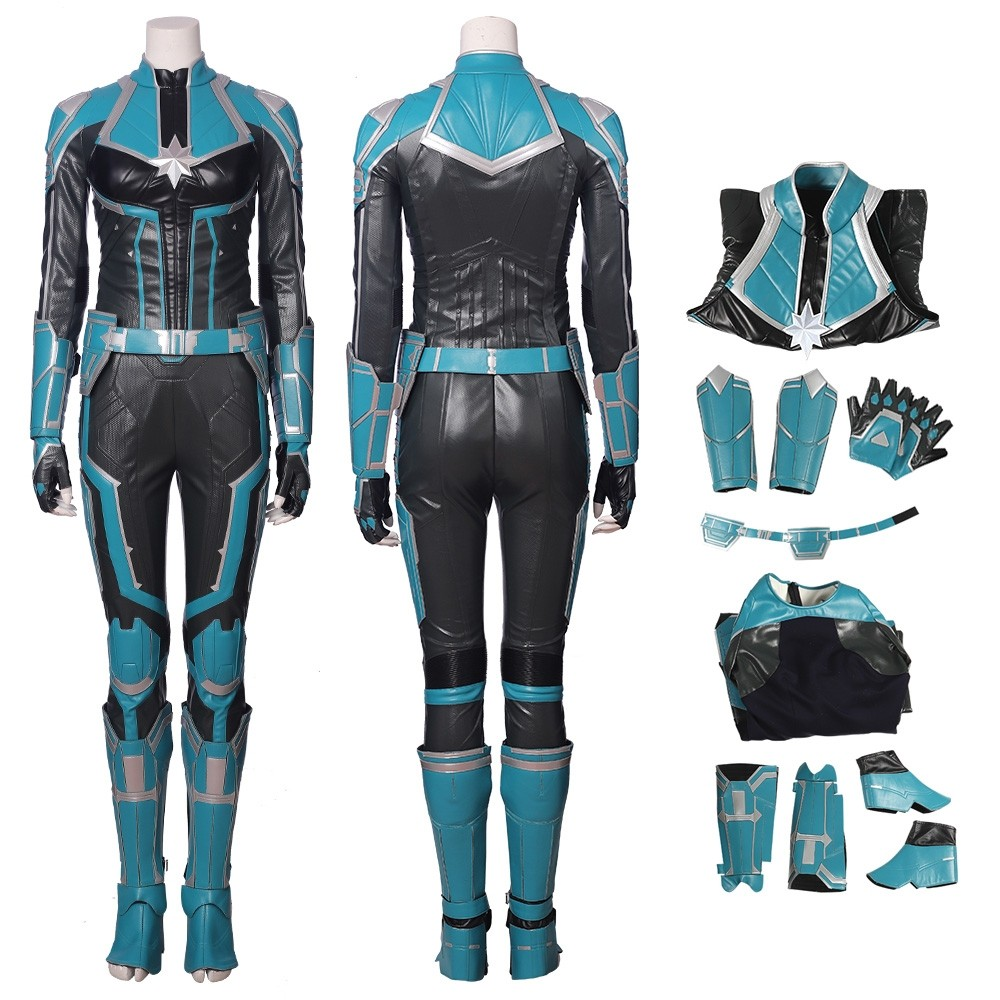 Captain Marvel Starforce Cosplay Costumes Deluxe Edition Free shipping on orders of $35+ and save 5% every day with your target redcard. captain marvel starforce cosplay costumes xzw1802177